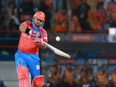 Gujarat Lions' Suresh Raina lamented unavaliability of key player against Kolkata Knight Riders. PTI