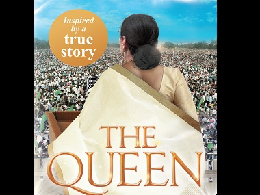 From the cover of 'The Queen'