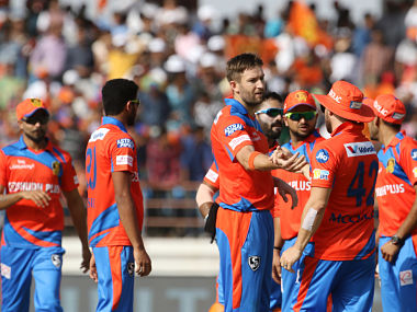Gujarat Lions' bowling failed to impress again in the tournament. Sportzpics - IPL