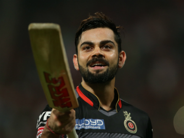 Virat Kohli has had to miss the first three games of RCB's campaign due to a shoulder injury. Sportzpics
