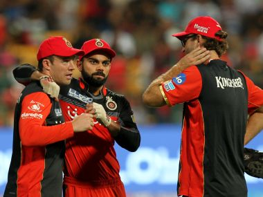 Virat Kohli expressed his disappointment after RCB lost another game in IPL 2017. IPL/SportzPics