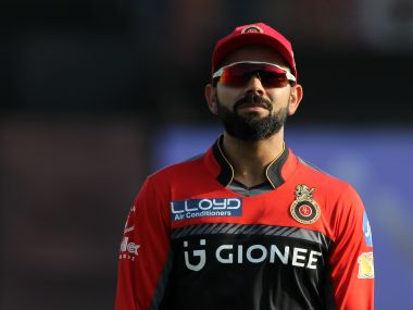 Captain of Royal Challengers Bangalore Virat Kohli. Sportzpics