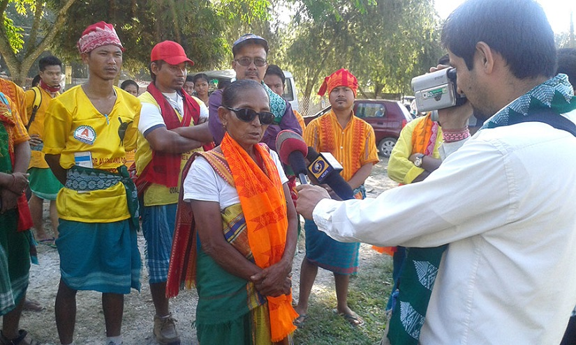 Birubala Raha has become the face of the anti-witch hunting crusade in Assam