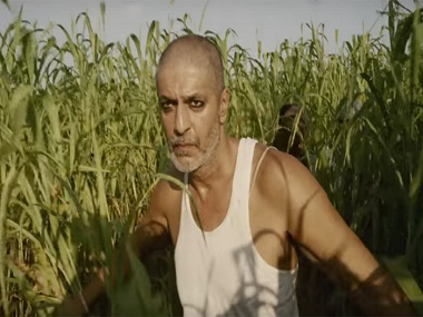 Chunky Pandey in a still from Begum Jaan. YouTube