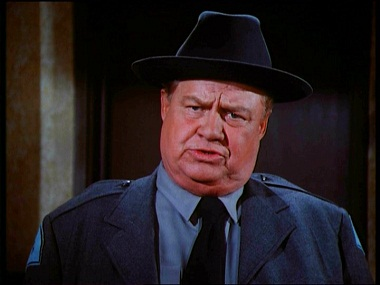 Clifton James in the James Bond franchise. Twitter