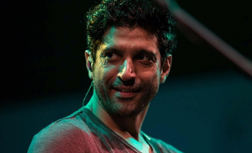 Farhan Akhtar. Image from Facebook