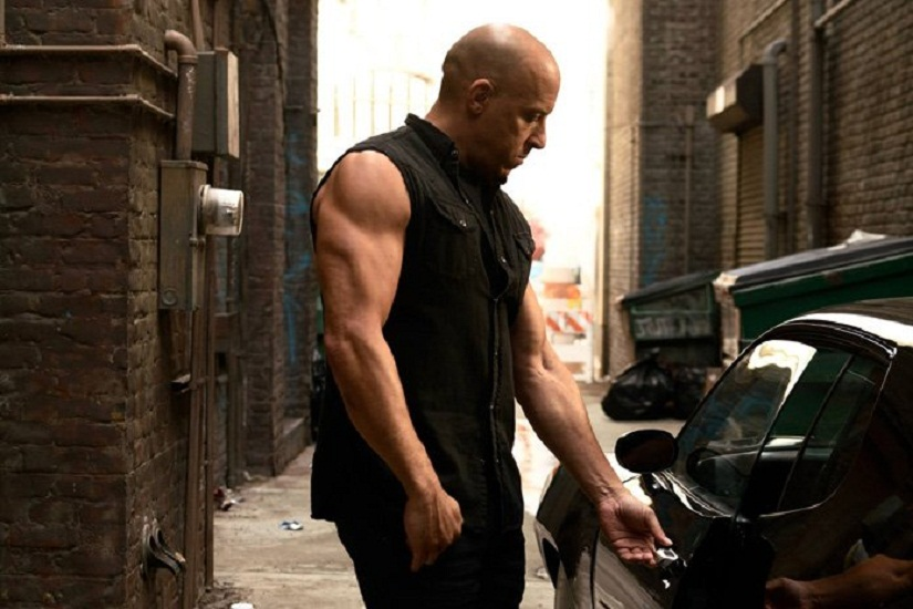 Vin Diesel in his iconic role as Dom. Image via Facebook.