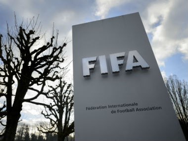 Fifa's losses for 2015-2017 are set to hit $910 million. AFP
