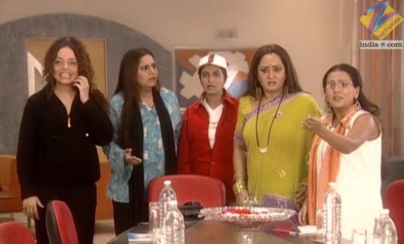 A still from Hum Paanch. Youtube screengrab