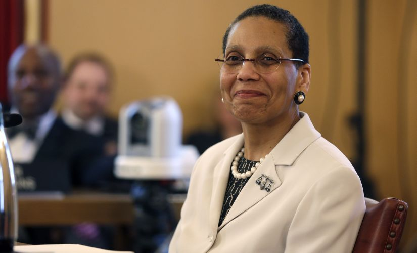A file photo of Justice Sheila Abdus-Salaam. AP