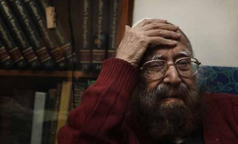 Khushwant Singh. Image from News 18