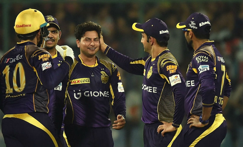 Kolkata Knight Riders have the team to make a serious dash for the IPL title this year. AFP
