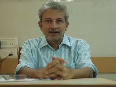 Mayank Gandhi. Screen grab from YouTube