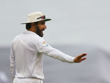 File photo of Misbah-ul-Haq. Getty Images