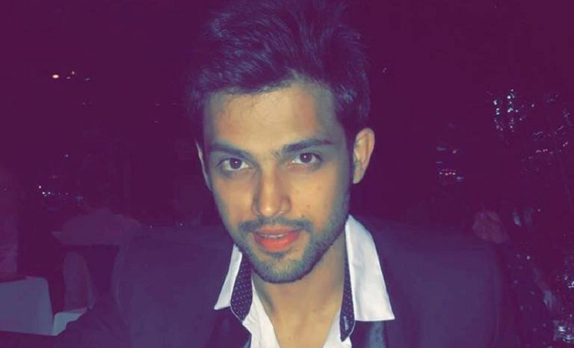 Parth Samthaan. Image from Facebook