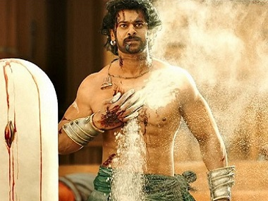 Prabhas in a still from Baahubali 2: The Conclusion. Twitter