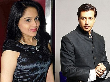 Preeti Jain, Madhur Bhandarkar. Image courtesy: Creative Commons.