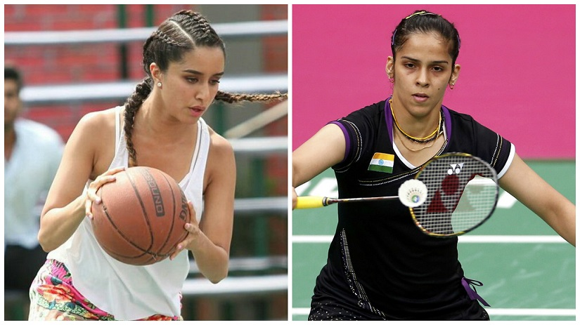 Shraddha Kapoor, not Deepika Padukone, has been confirmed to play Saina Nehwal in a biopic based on the badminton ace