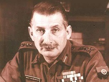File image of Field Marshal Sam Manekshaw. PTI