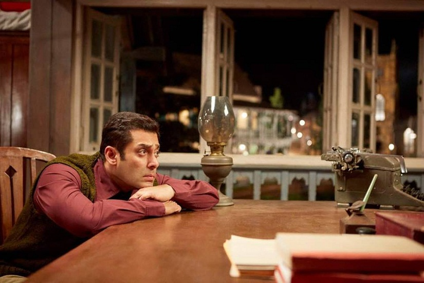 Salman Khan in a still from Tubelight. Twitter