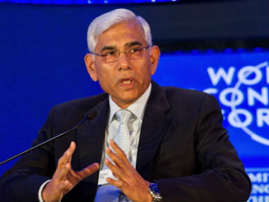 COA head Vinod Rai. Getty Images
