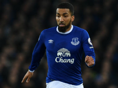 File photo of Aaron Lennon. AFP