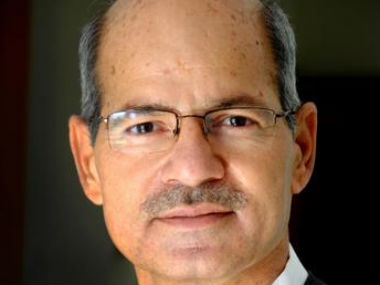 Late Anil Madhav Dave. Image courtesy: Twitter/AnilMDave
