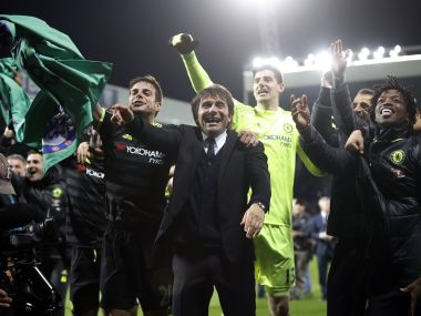 Antonio Conte transformed  underperforming Chelsea's players into champions. Reuters