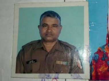 BSF head constable Prem Sagar. Image courtesy: CNN-News18