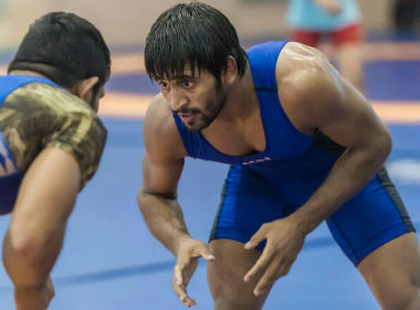 File photo of Bajrang Punia. Instagram: @Bjarangpunia60