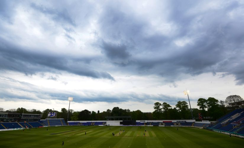 Cardiff's Swalec Stadium. Getty Images
