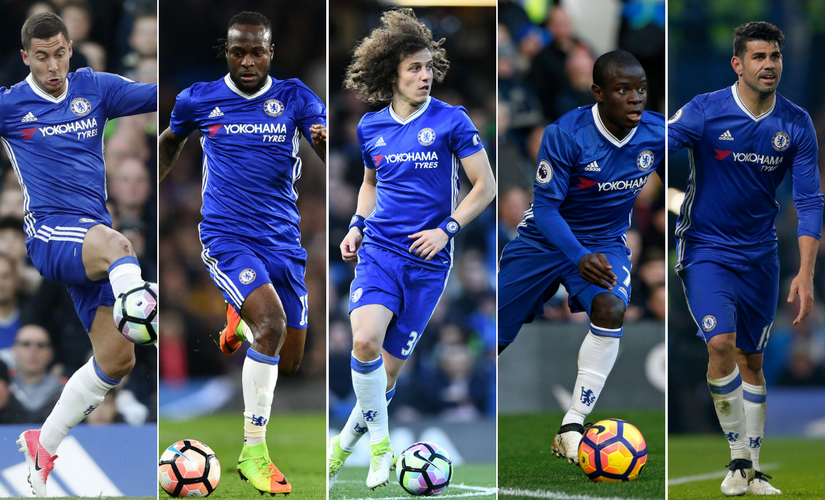 Chelsea Top 5 players