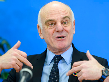 File image of David Nabarro. AP