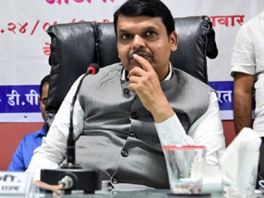 File image of Devendra Fadnavis.  Twitter