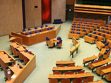 File image of Dutch Parliament. Image Courtesy Wikipedia Commons