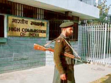 High Commission of India in Islamabad. Wikimedia Commons