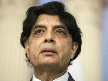 """Nisar Ali Khan assured the Iranian Minister that Pakistan would """"not let anything stand in the way of good relations with Iran"""