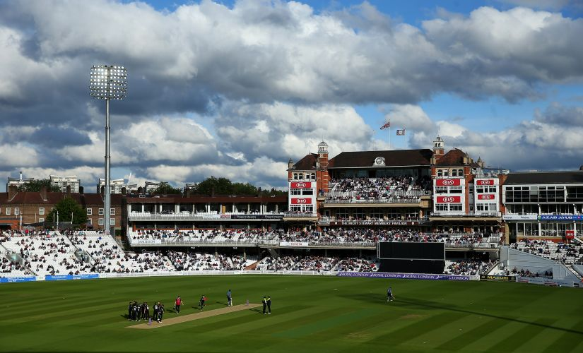 The Kia Oval. Getty Images