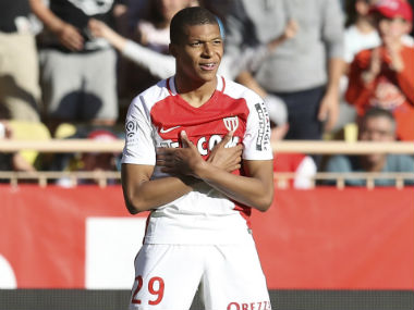 File image of Kylian Mbappe. AFP
