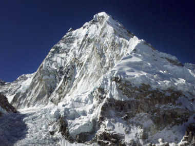 File image of Mount Everest. Getty Images