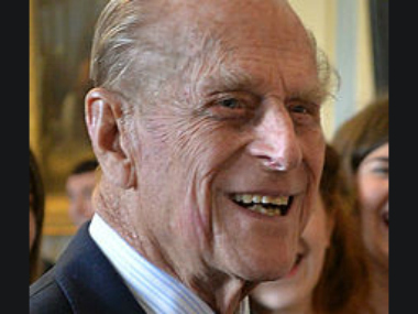 File image of Prince Philip. Wikimedia Commons