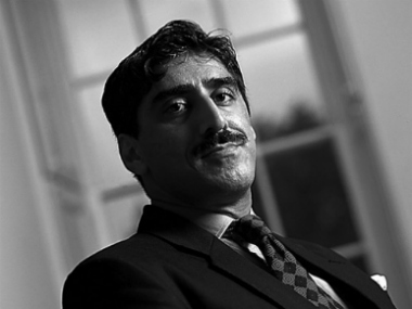 File image of Khawar Qureshi. Image Courtesy: Serle Court website