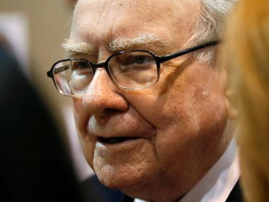 Berkshire Hathaway chairman and CEO Warren Buffett. Reuters
