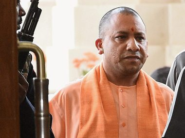 Yogi Adityanath had allegedly made a hate speech in 2007 as Gorakhpur MP. PTI