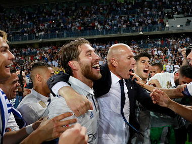 Image result for Real Madrid want to win more titles – Zidane