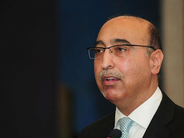 Outgoing Pakistan High Commissioner Abdul Basit. News18