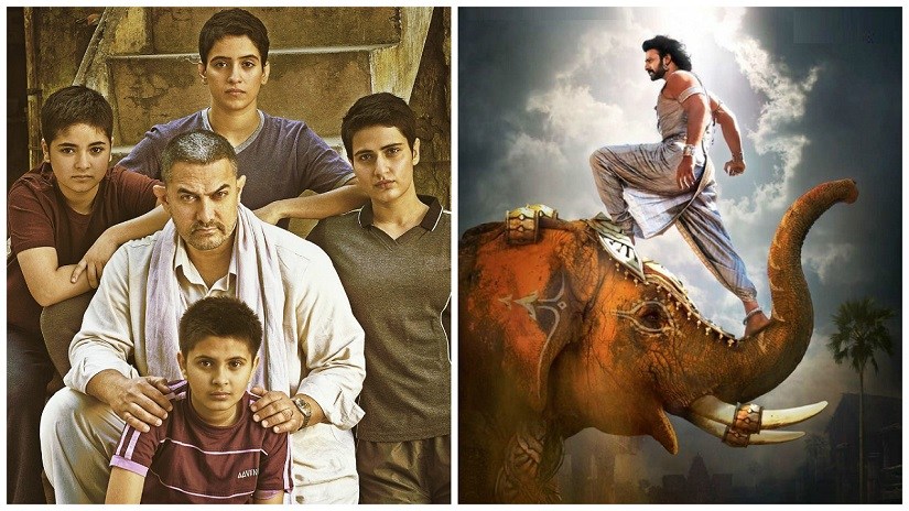 Dangal and Baahubali 2: The Conclusion changed the Indian film box office. File Photo