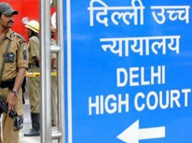 File image of Delhi High Court.AFP