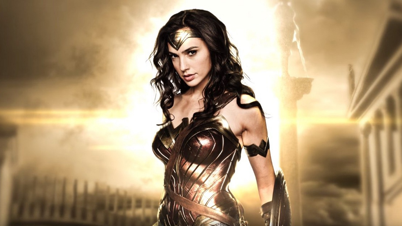 Wonder Woman - Gal Gadot Image courtesy: The Independent