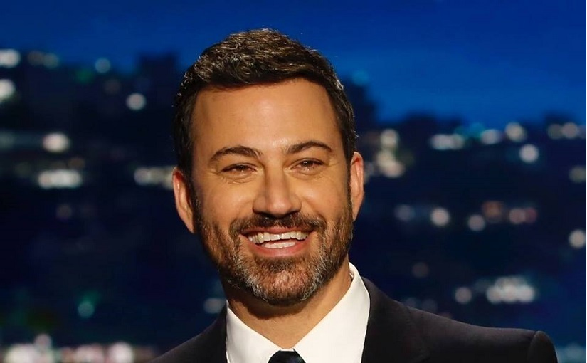 Jimmy Kimmel. Image from Facebook